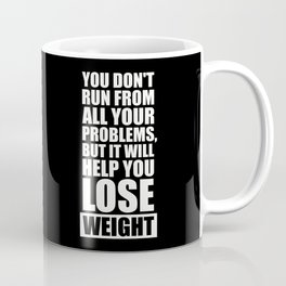 Lab No. 4 - It will help you lose weight Gym Workout Quotes Poster Coffee Mug