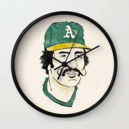 Rollie Fingers Wall Clock