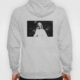 Mary Watches from the Heavens Hoody