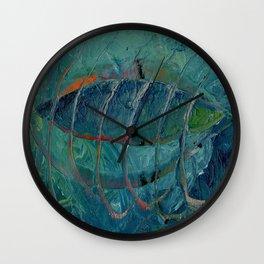 Vessel 130 Wall Clock