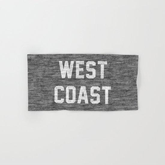 West Coast Hand & Bath Towel