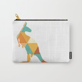 Kangaroo Capers Carry-All Pouch