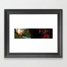 Watership Down (II) Framed Art Print