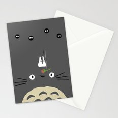 Cute Totoro Stationery Cards