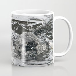 TEXTURES -- Troubled Waters Coffee Mug
