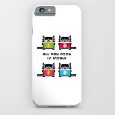 All You Need Is Meow Slim Case iPhone 6s