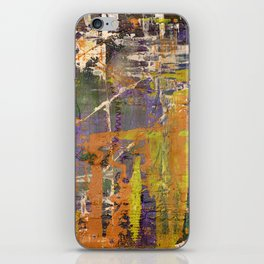 Chaos theory iPhone Skin
