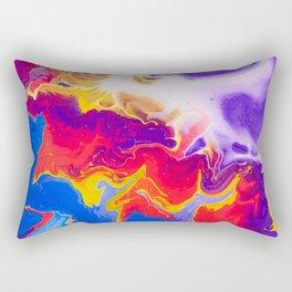 play of color Rectangular Pillow