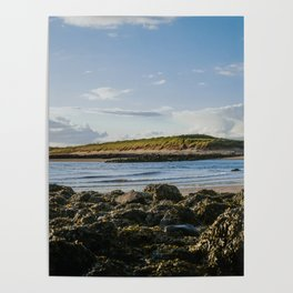 Paradise Island in Scotland Poster