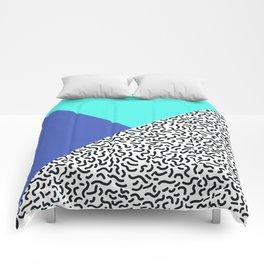 Memphis pattern 29 Comforters