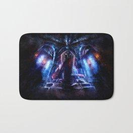 Castlevania: Vampire Variations- Dracula Bath Mat