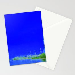 Water Way Stationery Cards