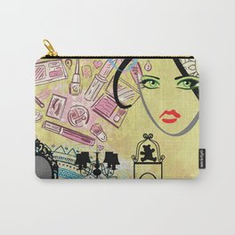 Beauty Addict Carry-All Pouch