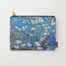 Van Gogh Branches of an Almond Tree in Blossom Carry-All Pouch
