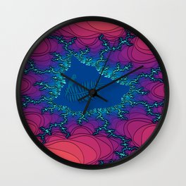 Within the Storm.... Wall Clock
