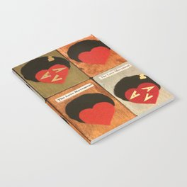 LoVe Cards Notebook