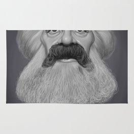 Karl Marx Rug