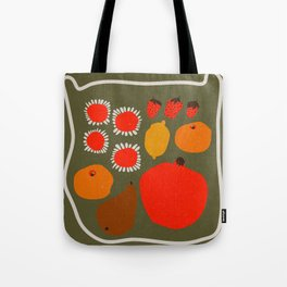 Shopping bag illustration Tote Bag