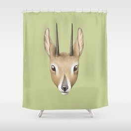 Antelope (colour) Shower Curtain