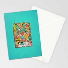 Doodleicious Stationery Cards