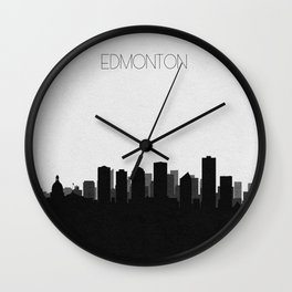 City Skylines: Edmonton Wall Clock
