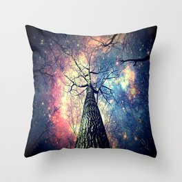 Hope Starts With Perception Throw Pillow