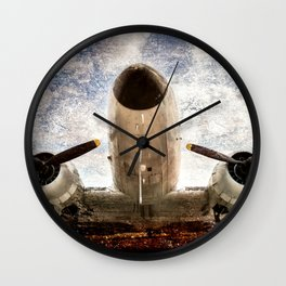 Legend Of The Sky Wall Clock