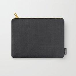 Raisin Black Carry-All Pouch
