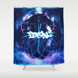 iDeal - Purple Mist Shower Curtain
