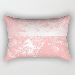 wanderlust wswp Rectangular Pillow