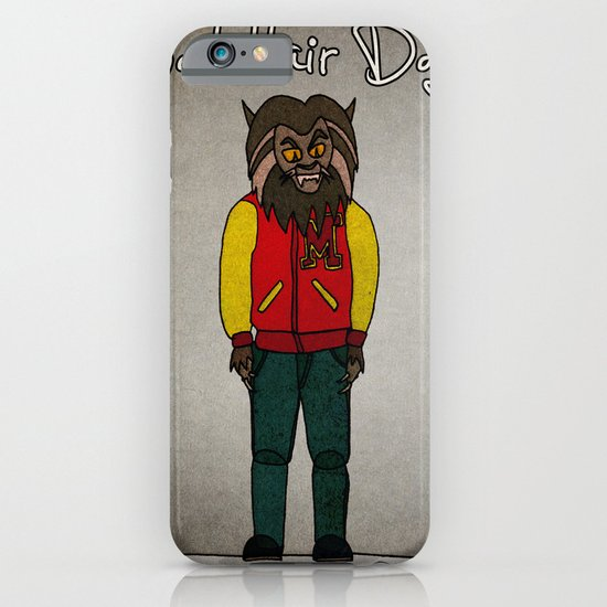 bad hair day no:5 / Thriller iPhone & iPod Case