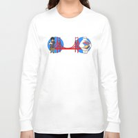big hero 6 Long Sleeve T-shirts featuring Big Hero 6 by Collectif PinUp!