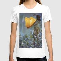 fairies T-shirts featuring Flower Fairies by BryonyEloise