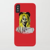 rupaul iPhone & iPod Cases featuring Rupaul  by HeyBun