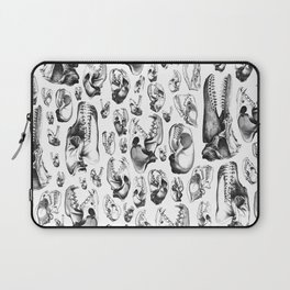 Carnivore B&W Laptop Sleeve