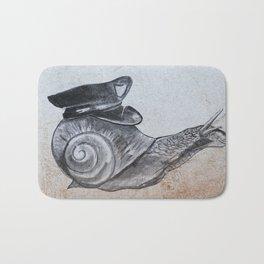 Snails Pace Bath Mat