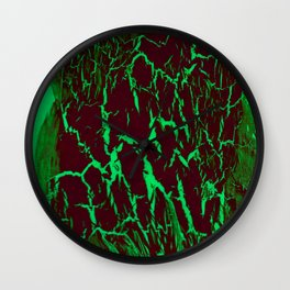 Poisoned 4.0 Wall Clock