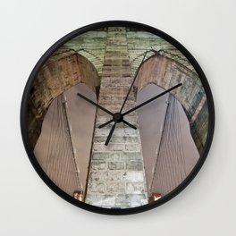 The bridge. Wall Clock