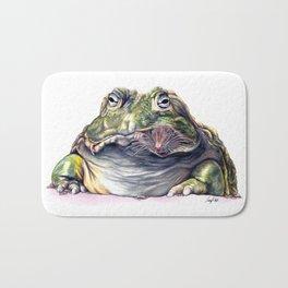 Bullfrog Snacking Bath Mat