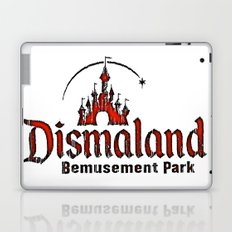 Dismaland Laptop & iPad Skin