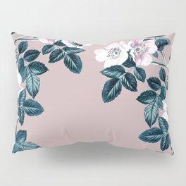 Wild Bee Blackberry Pillow Sham