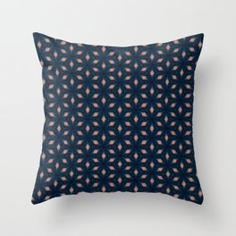 V29 Moroccan Traditional Carpet and Rug Design. Throw Pillow