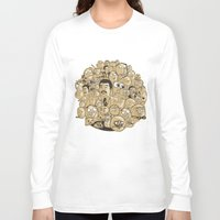 meme Long Sleeve T-shirts featuring Meme Color by neicosta