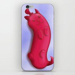 Cheerio Cat iPhone Skin