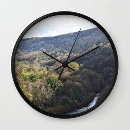 Ladybower Wall Clock