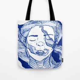 blue dream 2 Tote Bag