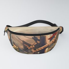 Pollution Fanny Pack