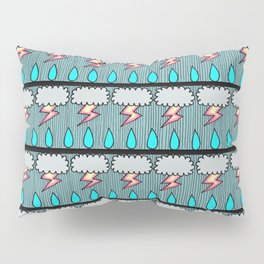 Cloudy With A Chance Of More Clouds Pillow Sham