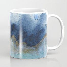 Mystic abstract watercolor Coffee Mug