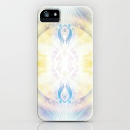 2 Of Cups iPhone Case